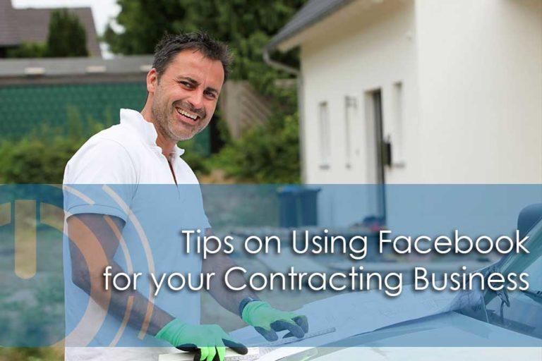 facebook for contractors