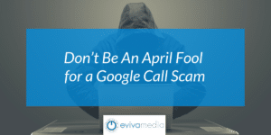 April Fool Google Scam